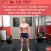 deadlift exercise wtf fun fact