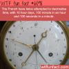 decimal time wtf fun facts