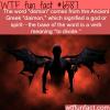 demon wtf fun facts