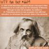 dmitri mendeleev wtf fun fact