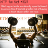 dont work out while stressed wtf fun fact