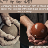 dorodango wtf fun fact