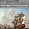 dutch east india company wtf fun facts