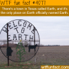 earth texas