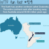 earths lost continent wtf fun fact