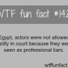egypt places fact