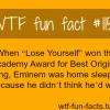 eminem celebrities facts