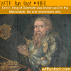 eric ii king of denmark wtf fun facts