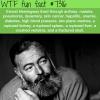 ernest hemingway wtf fun fact