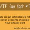 facebook dead people