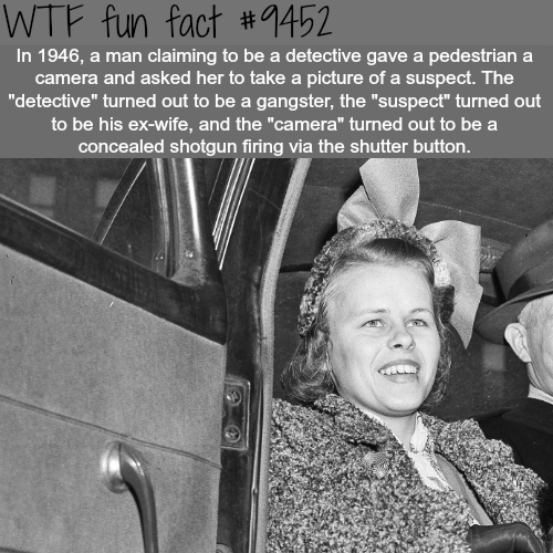 Fact of the day - WTF fun fact