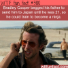 facts about bradley cooper that will make you smile
