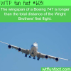 facts about the boeing 747 wtf fun facts