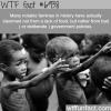 famines wtf fun fact