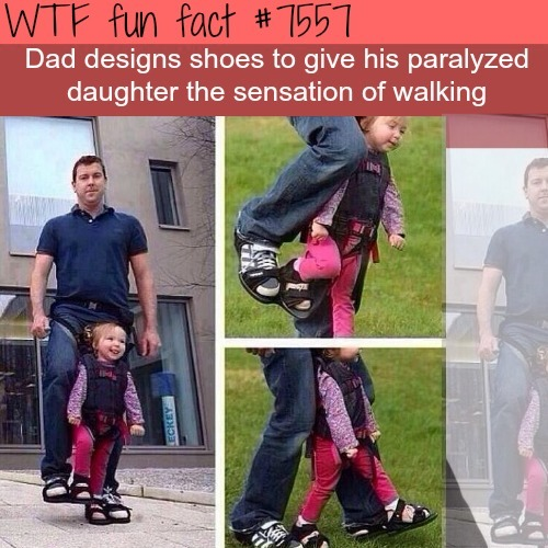 Father of the year - WTF fun facts