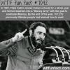 fidel castro wtf fun facts