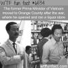 former prime minister of vietnam moves california