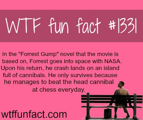 Forrest Gump book
