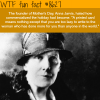 founder of mothers day wtf fun facts