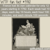 french republican calander 1792 wtf fun facts