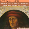 from king to pirate wtf fun facts