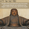 genghis khan wtf fun facts