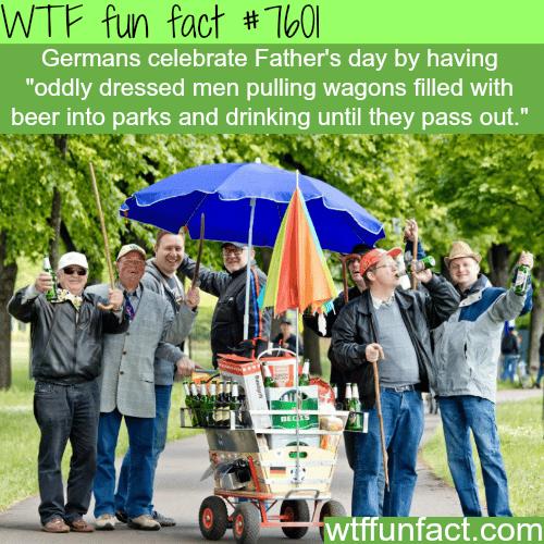 German father's day - WTF fun fact