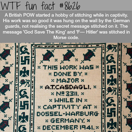 'God Save The King' - WTF fun facts