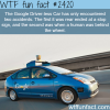 google driver less car