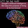 googles artificial intelligence wtf fun facts
