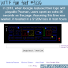 googles pacman wtf fun facts