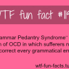 grammar pedantry syndrome