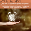 gravity and time wtf fun facts
