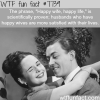 happy wife happy life wtf fun facts