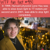 harvard physicist slows down light to 17 meter per
