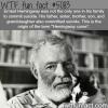 hemingway curse wtf fun facts