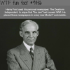 henry ford wtf fun fact