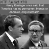 henry kissinger on american politics