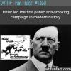 hitler anti tobacco campaign