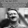hitler was tax exempt wtf fun facts