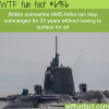 hms artful wtf fun fact