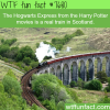 hogwarts express wtf fun fact