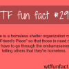homeless shelter my friends place