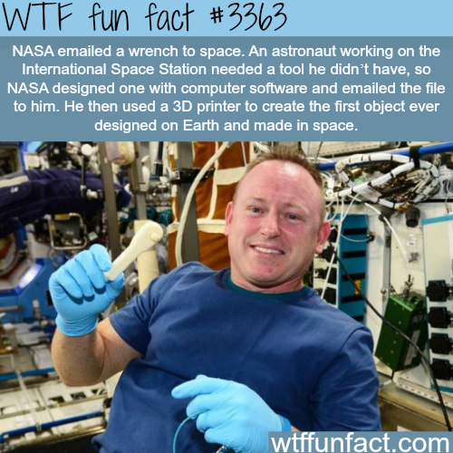 How 3D printing will transform the world -  WTF fun facts