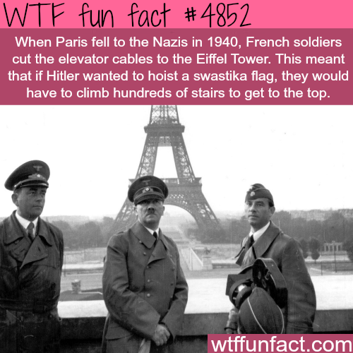 How badass are the French people? - WTF fun facts