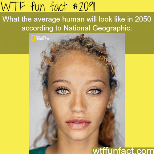 How humans will look like in the future -  WTF fun facts
