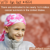 how many cancer survivors in the usa wtf fun