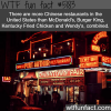 how many chinese restaurant in the usa wtf fun