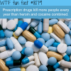 how many people die a year from prescription drugs