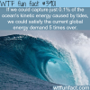 how much energy does the ocean generate
